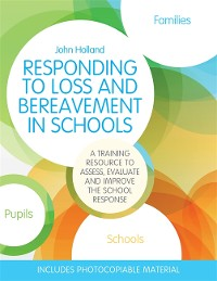 Cover Responding to Loss and Bereavement in Schools