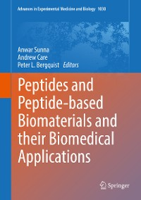 Cover Peptides and Peptide-based Biomaterials and their Biomedical Applications