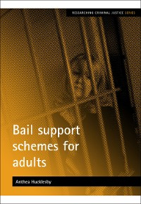 Cover Bail support schemes for adults