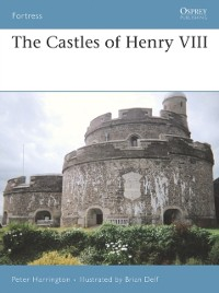 Cover Castles of Henry VIII