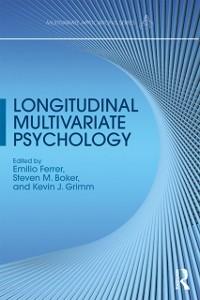 Cover Longitudinal Multivariate Psychology
