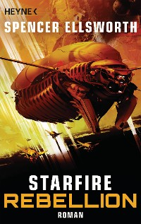Cover Starfire - Rebellion