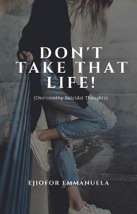 Cover Don't Take That Life!