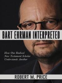Cover Bart Ehrman Interpreted
