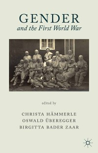 Cover Gender and the First World War