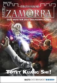 Cover Professor Zamorra - Folge 1046