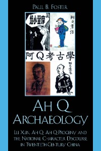 Cover Ah Q Archaeology