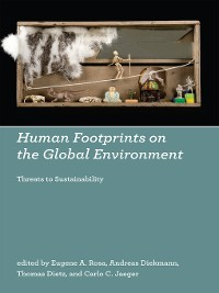 Cover Human Footprints on the Global Environment