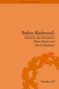 Cover Before Blackwood's