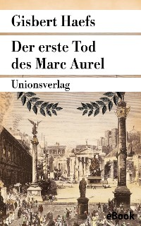 Cover Der erste Tod des Marc Aurel