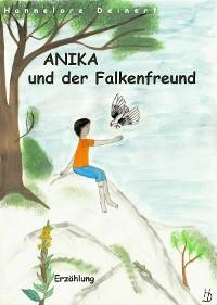 Cover Anika und der Falkenfreund