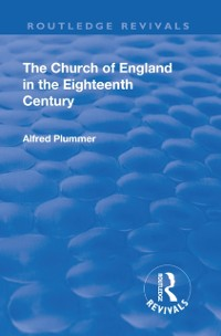 Cover Revival: The Church of England in the Eighteenth Century (1910)
