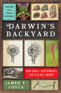 Cover Darwin's Backyard: How Small Experiments Led to a Big Theory