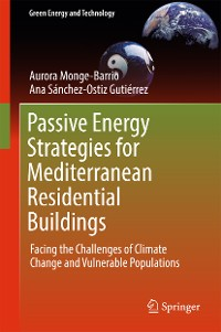 Cover Passive Energy Strategies for Mediterranean Residential Buildings
