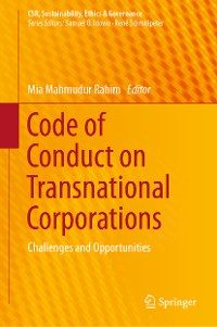 Cover Code of Conduct on Transnational Corporations