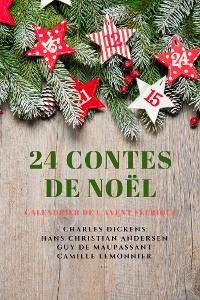 Cover 24 Contes de Noël