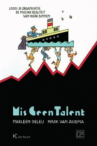 Cover Mis geen talent