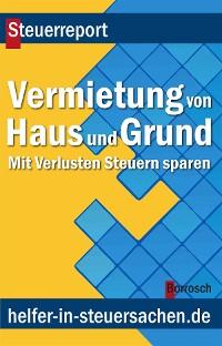 Cover Vermietung von Haus und Grund