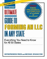 Cover Ultimate Guide to Forming an LLC In Any State