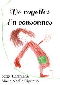 Cover De voyelles en consonnes