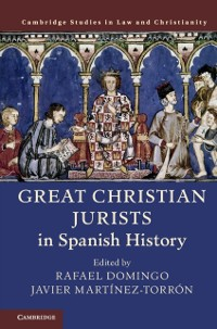 Cover Great Christian Jurists in Spanish History