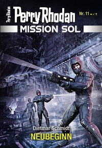 Cover Mission SOL 11: NEUBEGINN