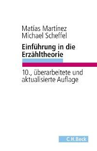 Cover Einführung in die Erzähltheorie