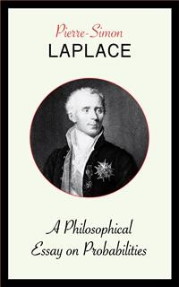Cover A Philosophical Essay on Probabilities