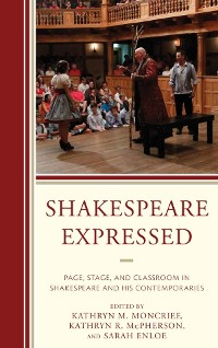 Cover Shakespeare Expressed