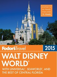 Cover Fodor's Walt Disney World 2015