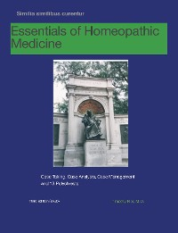 Cover Essentials of Homeopathic Medicine