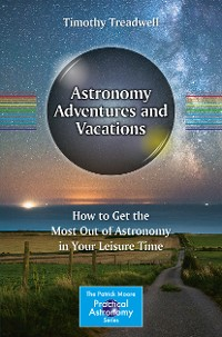 Cover Astronomy Adventures and Vacations