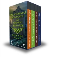 Cover Mills & Boon E Paranormal Romance and Urban Fantasy Box Set Volume 2: Reap & Redeem / The Masked Songbird / Protective Ink / Mine Tomorrow (Urban Fantasy, Book 3)
