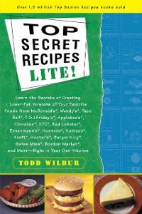 Cover Top Secret Recipes Lite!