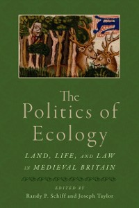 Cover Politics of Ecology