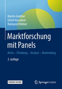Cover Marktforschung mit Panels