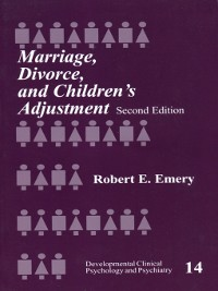 Cover Marriage, Divorce, and Children's Adjustment