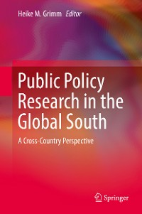 Cover Public Policy Research in the Global South