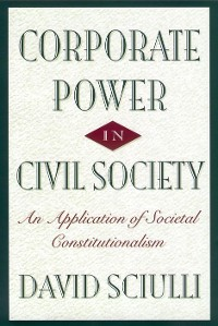 Cover Corporate Power in Civil Society