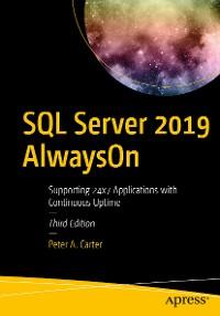 Cover SQL Server 2019 AlwaysOn