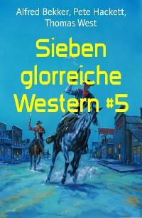 Cover Sieben glorreiche Western #5