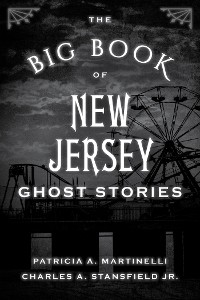Cover The Big Book of New Jersey Ghost Stories