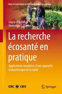 Cover La Recherche Écosanté en pratique