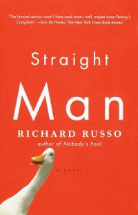 Cover Straight Man