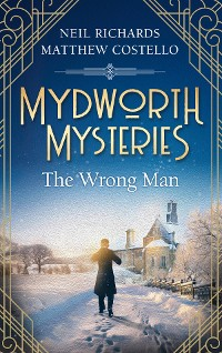 Cover Mydworth Mysteries - The Wrong Man