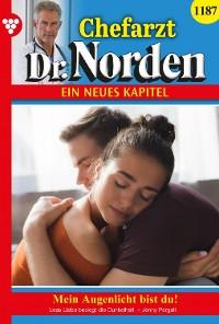 Cover Chefarzt Dr. Norden 1187 – Arztroman
