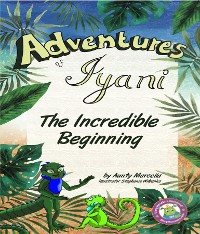 Cover Adventures of Iyani