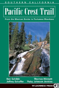 Cover Pacific Crest Trail: Southern California