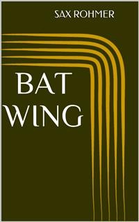 Cover Bat Wing