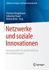 Cover Netzwerke und soziale Innovationen